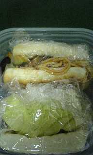 サンドイッチ〜