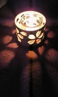 癒される光