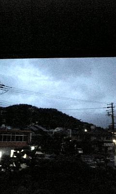 今日は、ずっと雨